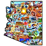 Arizona 1000 pc Jigsaw Puzzle