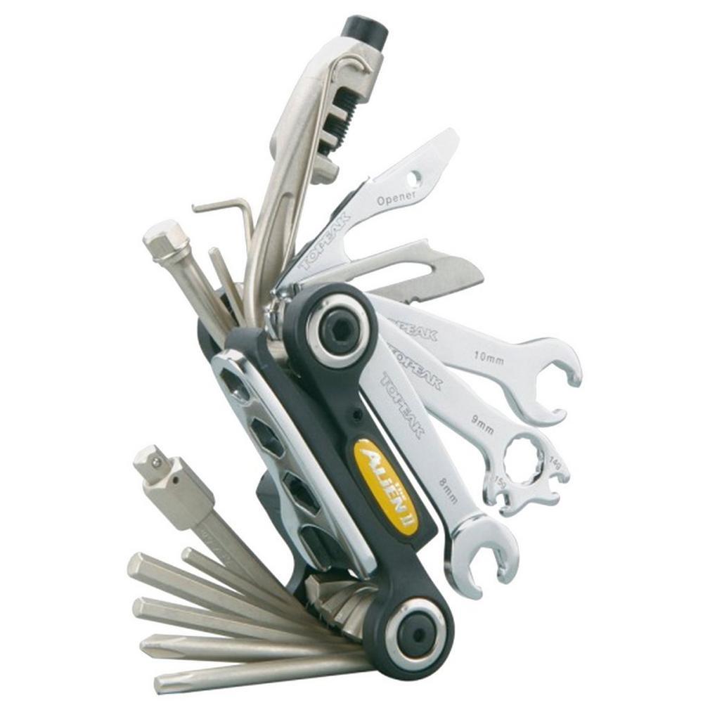 Topeak Alien II multi-tool B077TMF6TSnull One Size