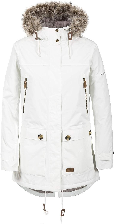XXXL Caption Trespass Womens Waterproof Parka Jacket Ladies XXS