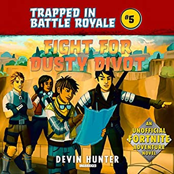 Fight for Dusty Divot: An Unofficial Fortnite Adventure