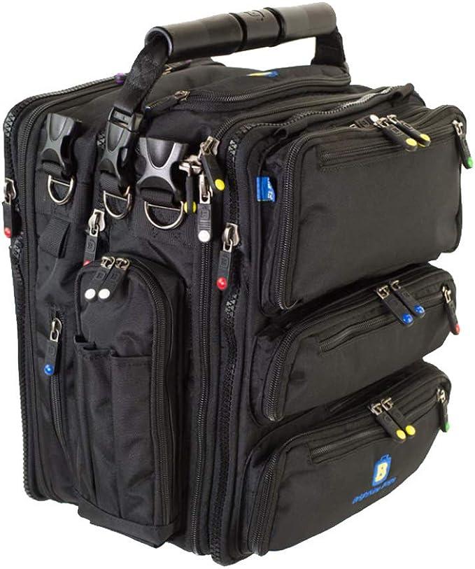"""BRIGHTLINE B4E /""""Swift/""""  FLEX System Flight Bag w//Water Bottle Carrier"""