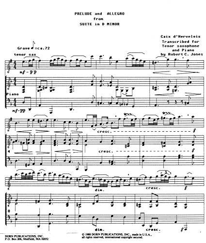 prelude and allegro - 9