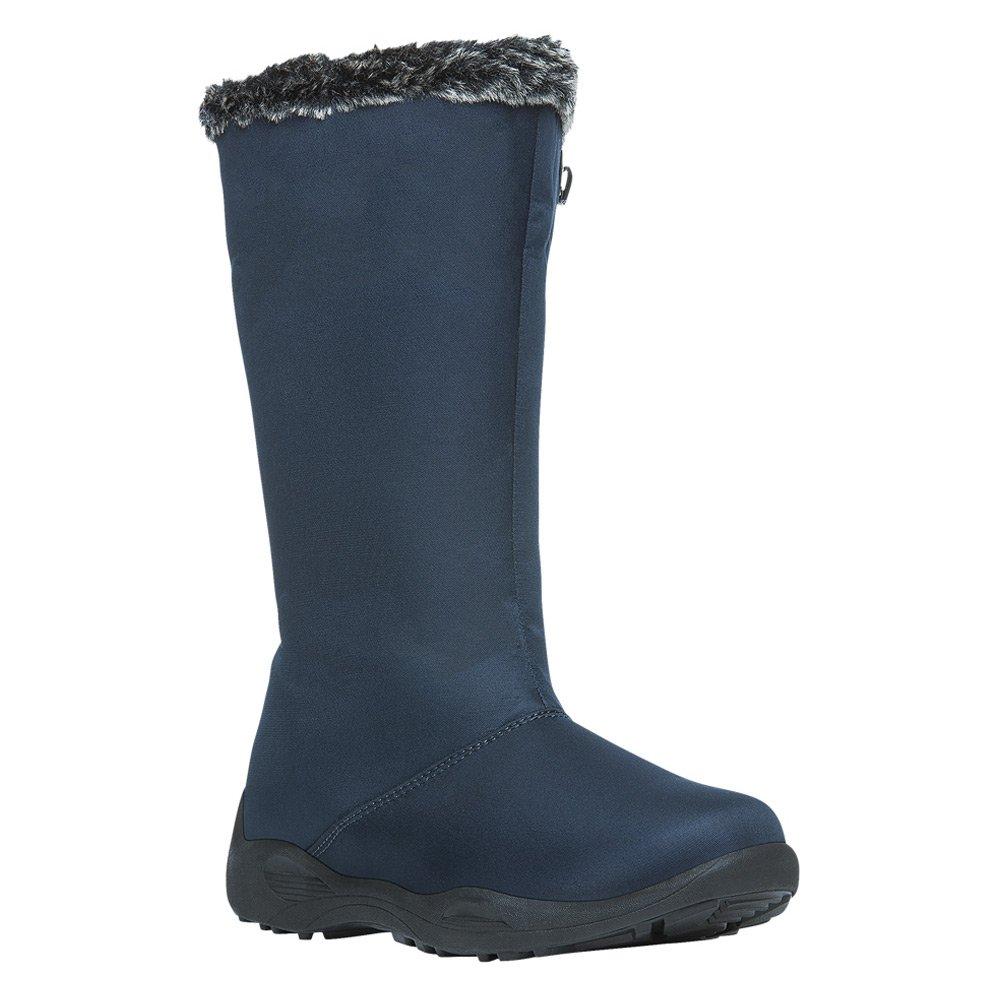 Propet Women's Madison Tall Zip Boot B01JHIG22U 11 3E|Navy