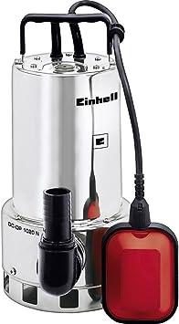Comprar Einhell - GH-DP 1020 N - Bomba de aguas sucias (1000W, capacidad de 18.000l/h, profundidad max. de 5m, conexión de manguera 47.8mm) (ref. 4170773)