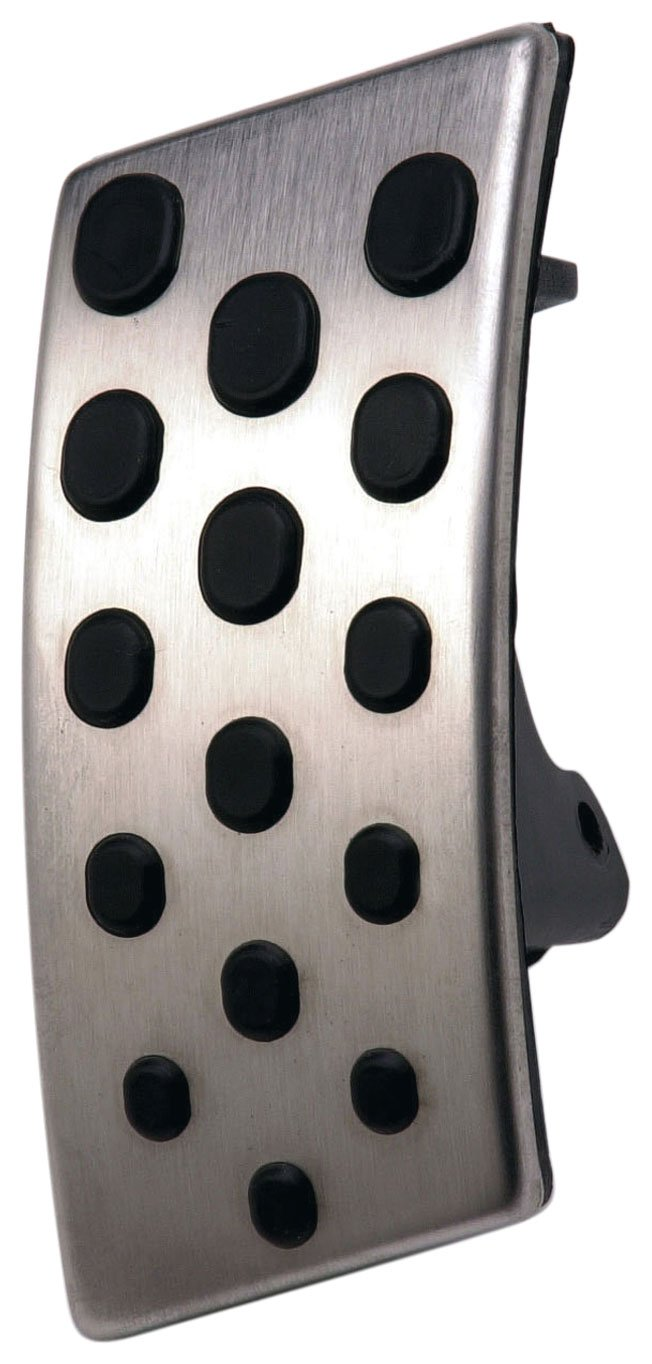 Ford Racing M2301A Aluminum//Urethane Special Edition Mustang Accelerator Pedal Cover