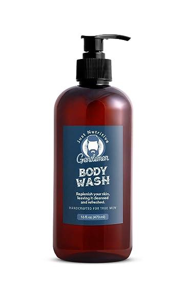 Amazon Com Body Wash Gentlemen The Best Body Wash For Men Beauty