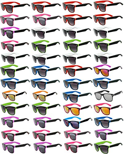 amazon 48 pieces per case wholesale lot sunglasses assorted Ray-Ban Vintage Sunglasses amazon 48 pieces per case wholesale lot sunglasses assorted colored frame fashion sunglasses bulk sunglasses wholesale bulk party glasses