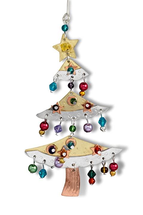 pilgrim imports topiary christmas tree fair trade christmas ornament - Topiary Christmas Decorations
