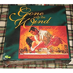 Classic-GONE WITH the WIND - The Game (1993) - 61fvlMxPtLL - Classic-GONE WITH the WIND – The Game (1993)