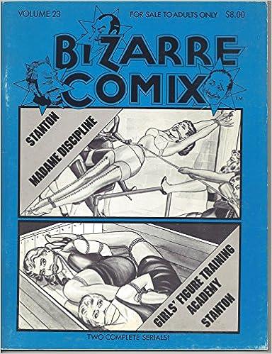 Bizarre Comix Volume Eric Stanton Jeffrey Rund Amazoncom Books - 23 of the strangest books to ever appear on amazon