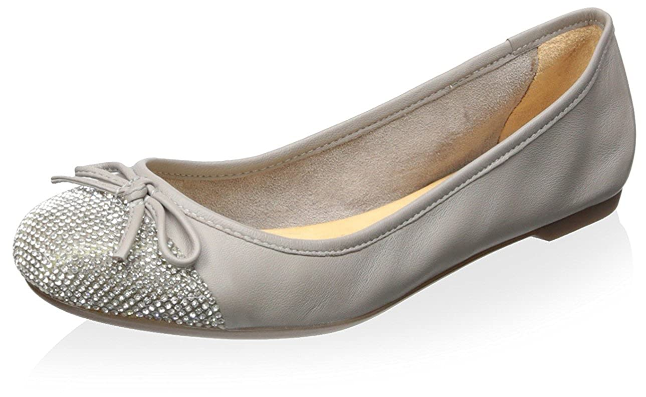 Schutz Women's Ballet Flat Mouse 9.5 M US S0135200980030