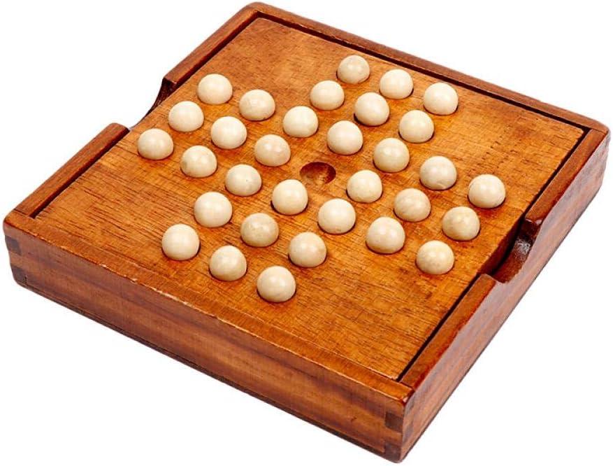 perfeclan Solitario Europa Juegos De Capacidad De Pensamiento Juguetes Rompecabezas Juegos Intelectuales: Amazon.es: Juguetes y juegos