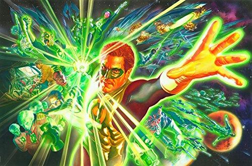 The Green Lantern: