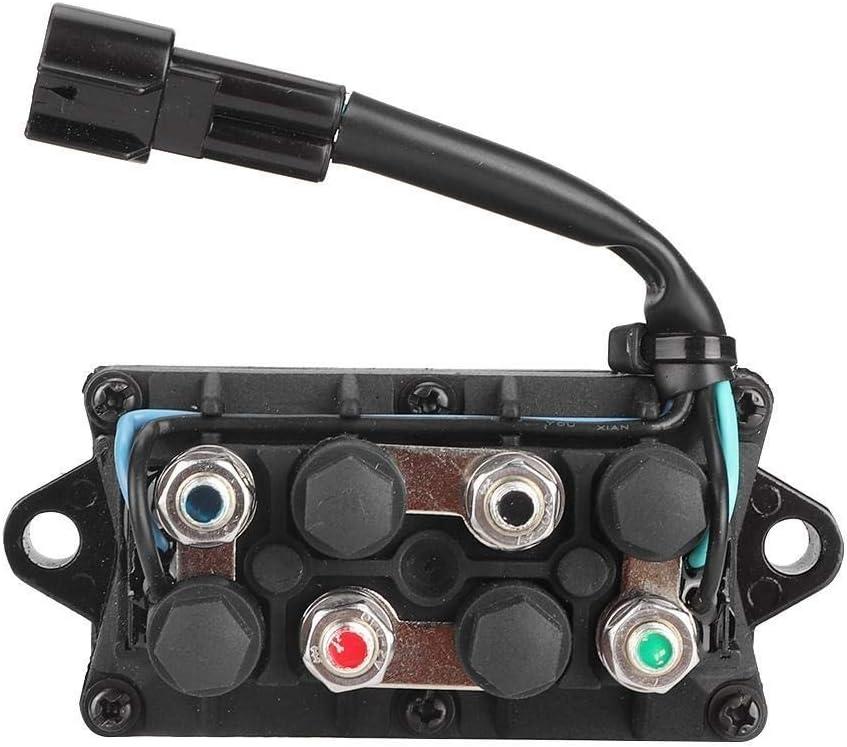 KSTE 61A819500100 Ajuste de rel/é for Yamaha 40-90 HP Power compensaci/ón e inclinaci/ón Relay