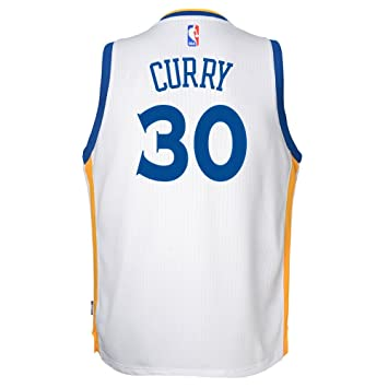 Amazon.com: adidas Stephen Curry Golden State Warriors #30 ...