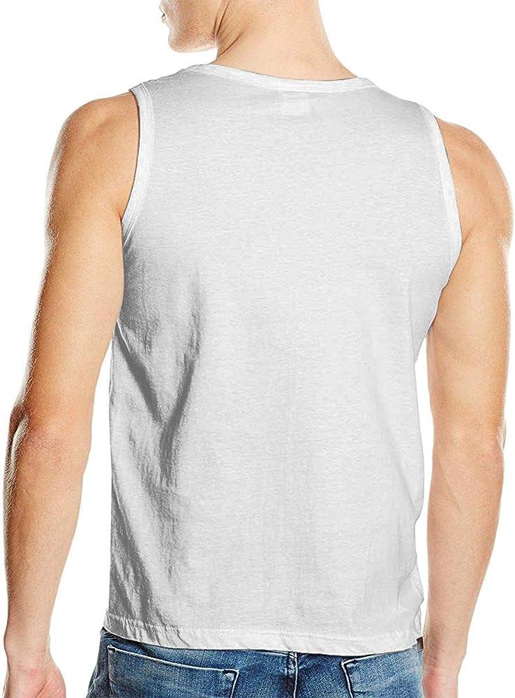 Amazon.com: Camiseta sin mangas para hombre Keith Haring ...