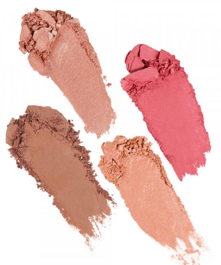 Becca X Chrissy Teigen Glow Face Palette by Becca Cosmetics (Image #4)