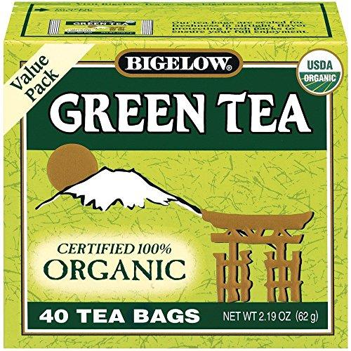(Bigelow Tea Grn Org, 40 Count)