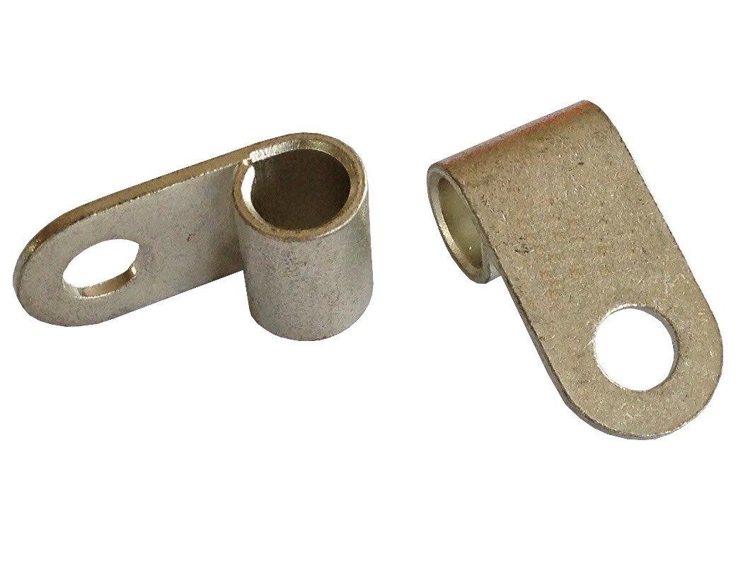 4 x eXODA del cavo scarpa anello occhiello da 16 A 25 mm² M6 Press occhiello ca