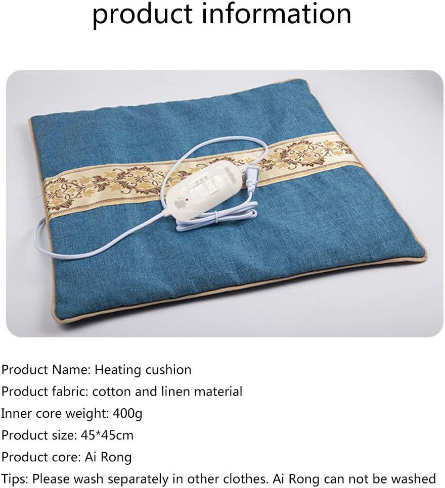 la tension lestomac Retour,Blue Soulagement de la douleur apaisante th/érapie pour larthrite Pad Heat /électrique