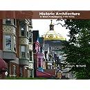 Historic Architecture in West Philadelphia, 1789-1930s