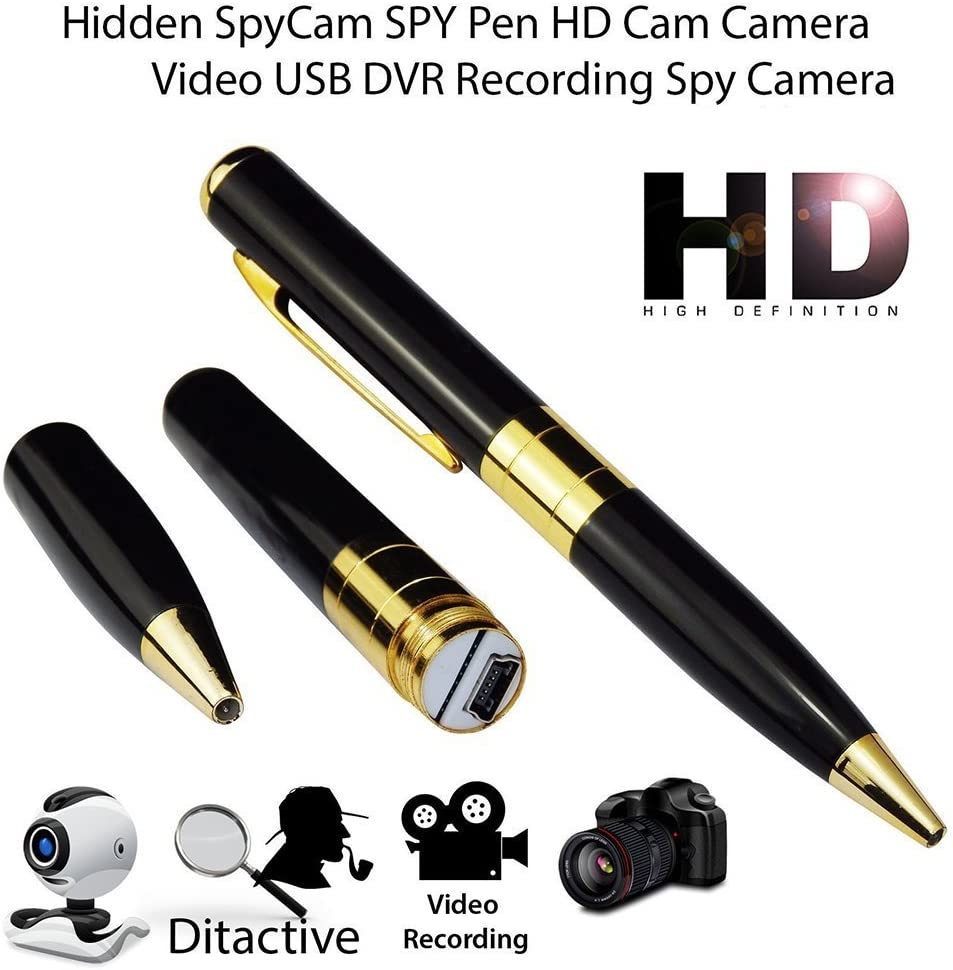 Mini DV DVR Hidden Spy HD Pen Video Camera Recorder 1280*960 Spy Camcorder Cam r