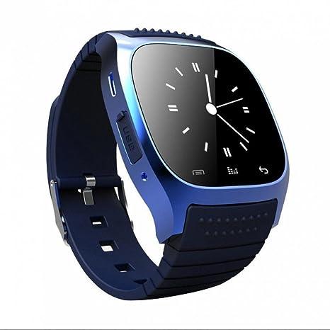 Bluetooth SmartWatch Reloj de pulsera Sport con mensaje ...