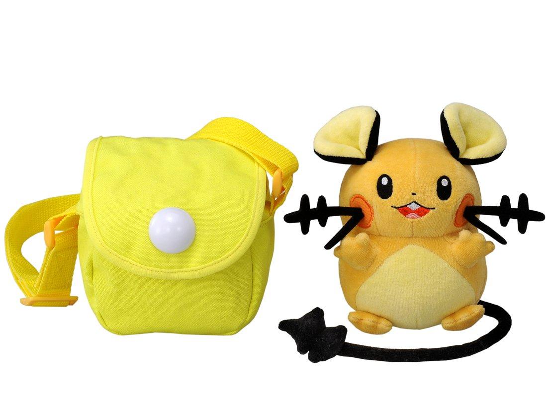 Pokemon Dedenne pochette by Takara Tomy (Image #1)