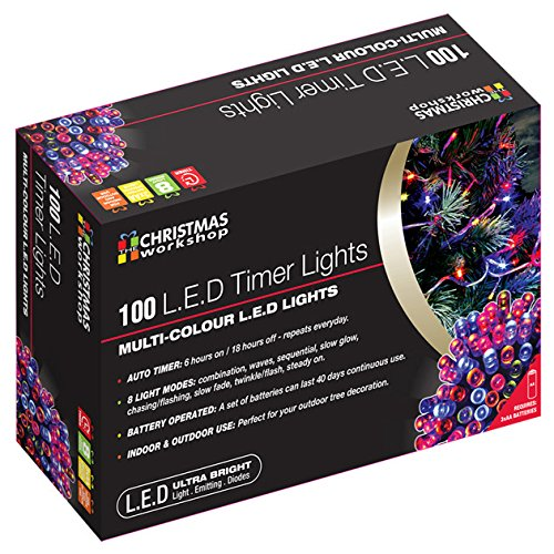 100 Led Chaser Lights - 1