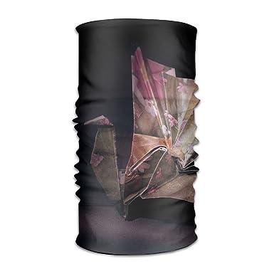 Magic Headwear Origami-cranes Outdoor Scarf Headbands Bandana Mask Neck Gaiter Head Wrap Mask Sweatband