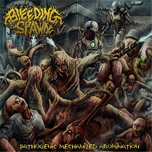 Bleeding Spawn-Pathogenic Mechanized Abomination-(CDN000BS)-REISSUE-CD-FLAC-2016-86D Download