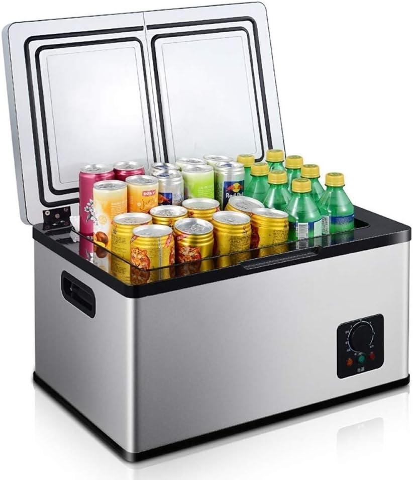 PingFanMi Mini congelador de sobremesa con Capacidad de 22 litros ...