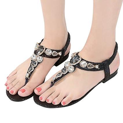 meilleure sélection d5e2e b6411 style_dress Chaussure A Talon, Sandales Femmes Plates Pas ...