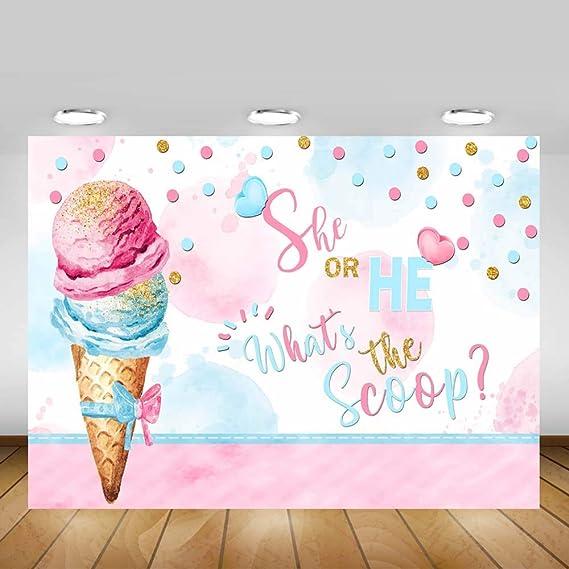 Size Options Soft Serve Ice Cream Vinyl Banner