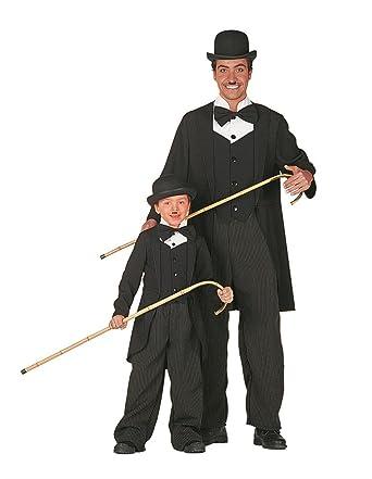 93b32f2f999be Amazon.com  Charlie Chaplin Mens Fancy Dress Costume