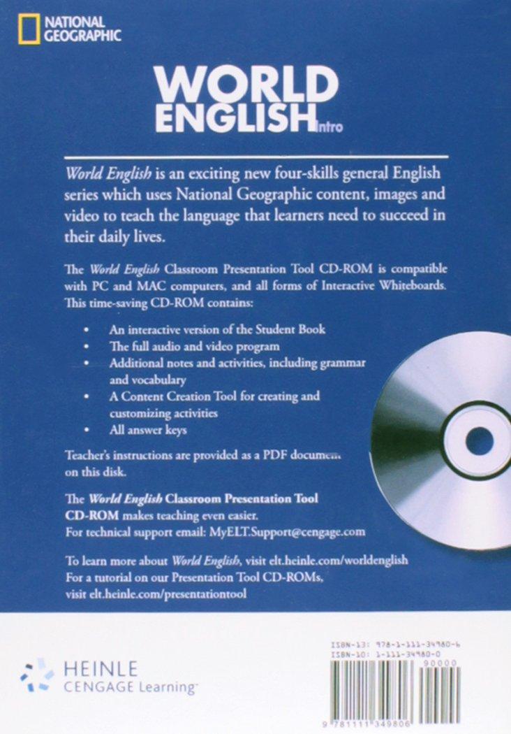 World English Intro National Geographic Pdf