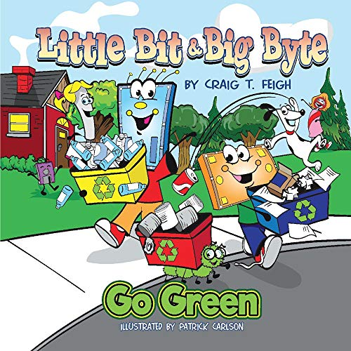 Little Bit & Big Byte, Go Green (2)