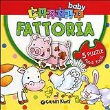 Fattoria. Con 5 puzzle