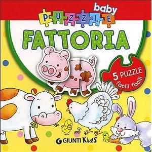 Fattoria Con 5 Puzzle Copertina Flessibile 23 Gen 2013