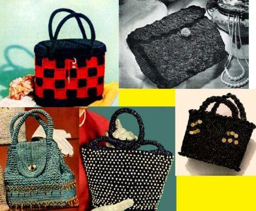 Pattern Purse Crochet - Hand Bag Patterns for Crochet