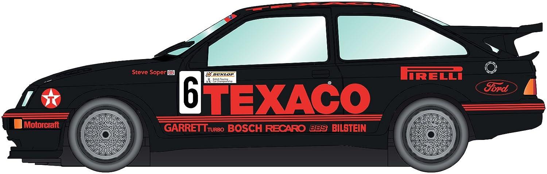 Scalextric 3738 - 1: 32 Ford Sierra Rs500 Texaco 6 1988, vehículos: Amazon.es: Juguetes y juegos