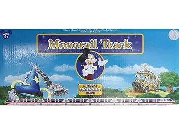Amazoncom Straight Track Accessory for Disney Theme Parks