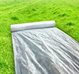 Agfabric Warm Worth Roll Heavy Floating Row Cover & Plant Blanket, 0.9oz Fabric of 6x150ft for Frost Protection, Harsh Weather Resistance& Seed Germination