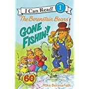 The Berenstain Bears: Gone Fishin'! (I Can Read Level 1)