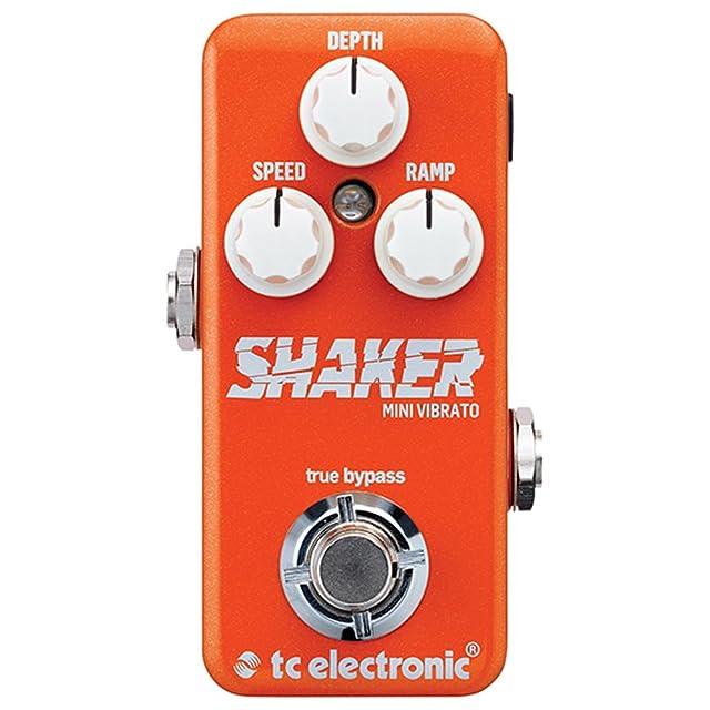 エフェクター画像 tc electronic Shaker Mini Vibrato