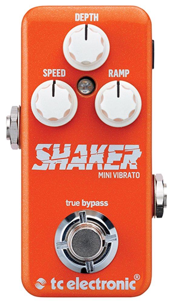 TC Electronics 960809001 Shaker Mini Shaker Mini Vibrato
