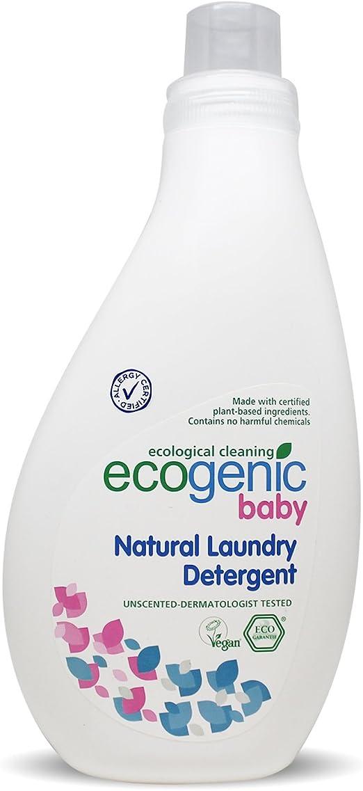 Ecogenic Baby Detergente Líquido (, natural, respetuoso con el ...
