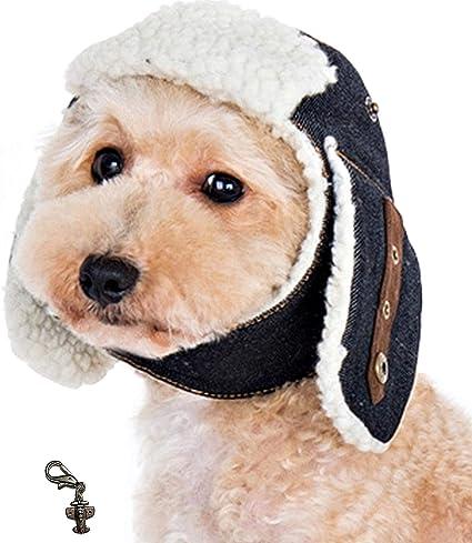 Dog Hat XS S M L  Vintage Print-Adjustable Puppy Pet Cap Visor Sun Protection
