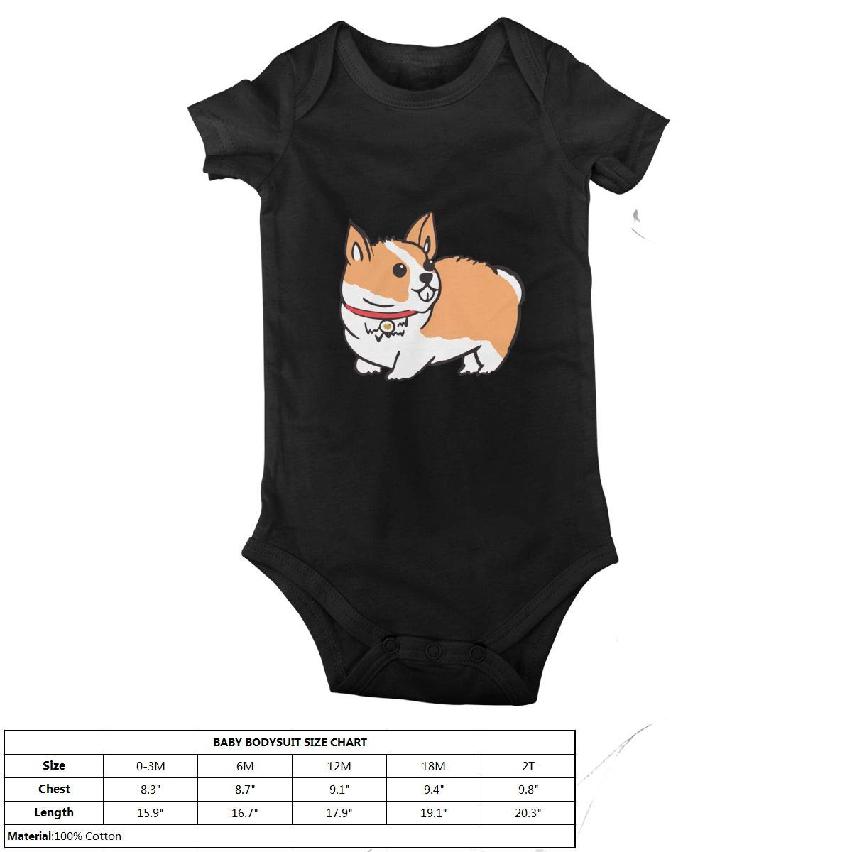 GXLLLW Level 1 Human Cute Unisex Baby Body Kurzarm Onesies Strampler Outfits Jumpsuit