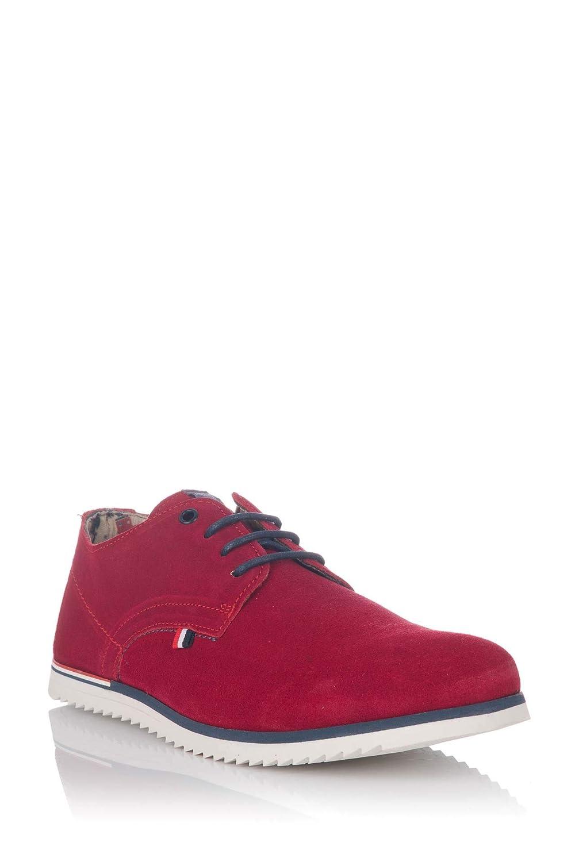janross Zapato Blucher de Piel
